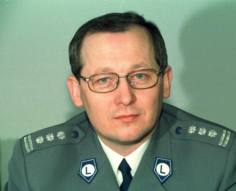 Generał Marek Papała /Andrzej Iwańczuk /Reporter