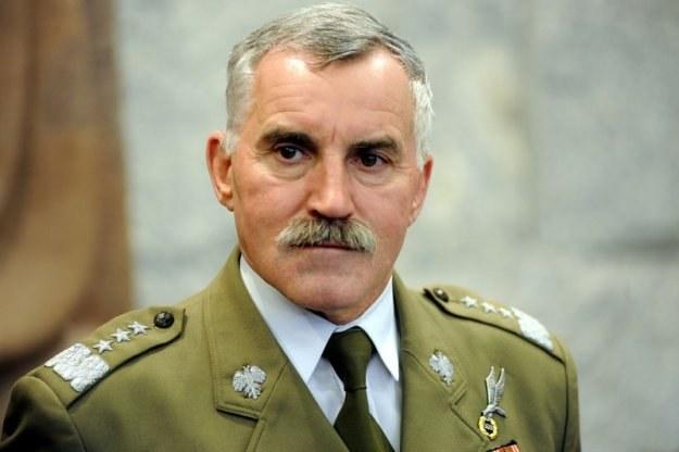 Generał Mieczysław Bieniek, fot. Wojciech Stróżyk /Reporter