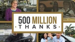 General Motors wyprodukowało 500 milionów samochodów!