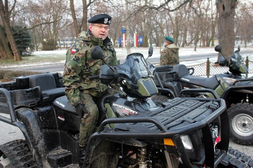 Generał Skrzypczak /Michał Niwicz /Agencja SE/East News