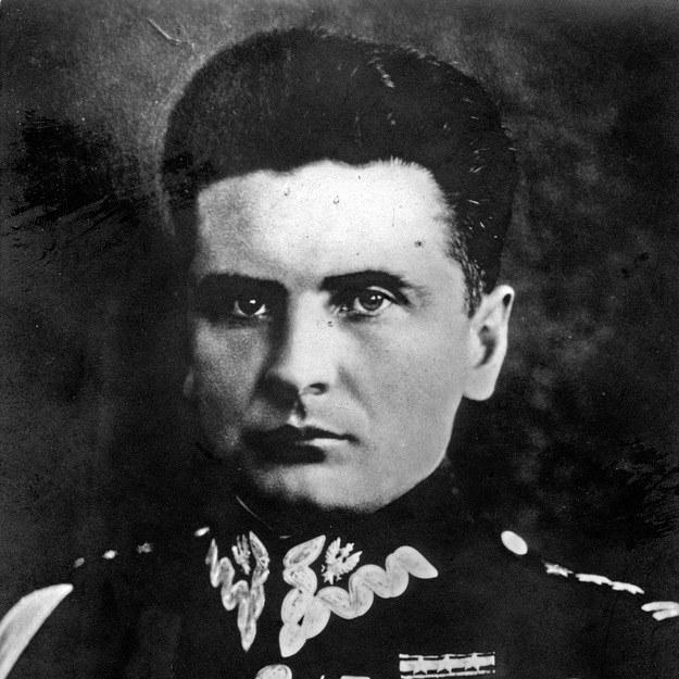 """Generał Stefan Rowecki """"Grot"""" został aresztowany w wyniku zdrady /Agencja FORUM"""