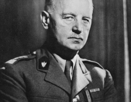 Generał Władysław Sikorski / fot. M. Skorupski /Agencja FORUM