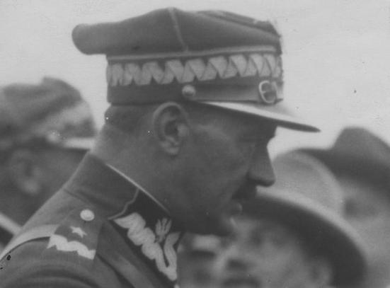 Generał Włodzimierz Zagórski w 1925 roku /Z archiwum Narodowego Archiwum Cyfrowego