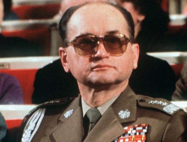 Generał Wojciech Jaruzelski /AFP