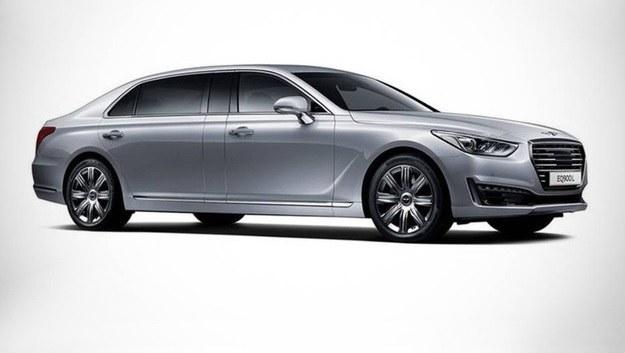 Genesis G90L /Hyundai