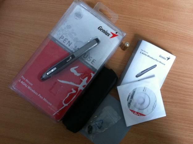 Genius Pen Mouse /INTERIA.PL
