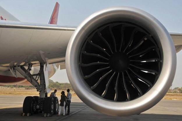 GEnx-1B zasilający Dreamlinera /AFP