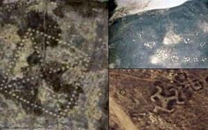 Geoglify z Kazachstanu - tajemnicze rysunki, które zainteresowały NASA