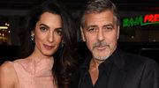 George Clooney dostał w prezencie kosiarkę