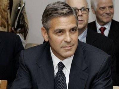 George Clooney - mężczyzna godny zaufania /AFP