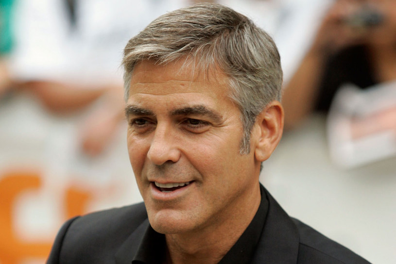 George Clooney uwielbia steki   /Getty Images/Flash Press Media