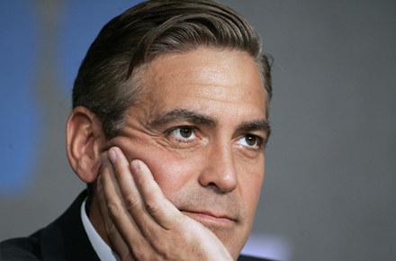 George Clooney w Cannes /AFP