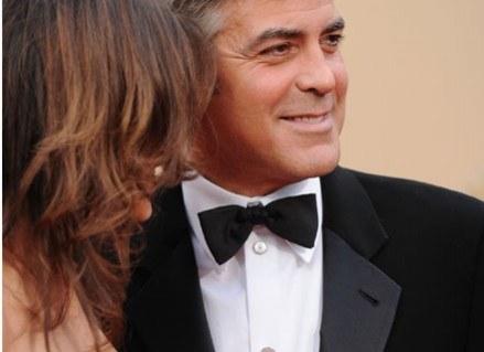 George Clooney zakochał się w Elisabetcie Canalis na zabój /Getty Images/Flash Press Media