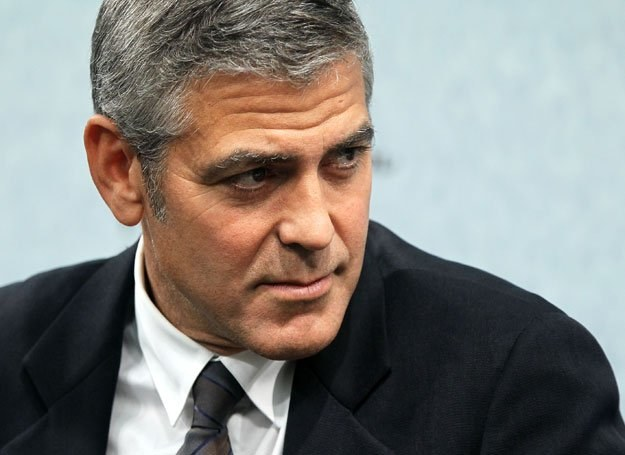 George Clooney /Getty Images/Flash Press Media
