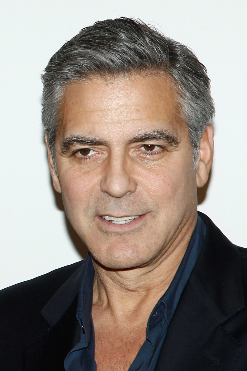 George Clooney /Julien M. Hekimian /Getty Images