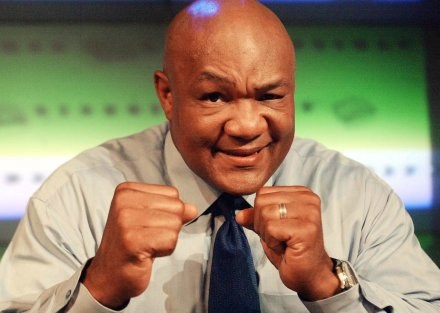 George Foreman Fot. Cathrin Mueller/Bongarts/Getty Images /