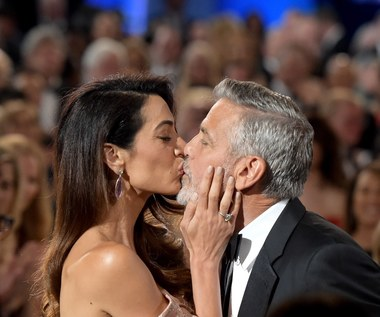 George i Amal Clooneyowie wspominają royal wedding