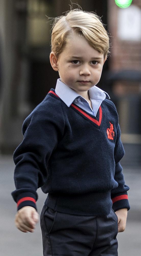 George - na życzenie rodziców - ma odebrać taką samą edukację jak koledzy i koleżanki z klasy /Getty Images