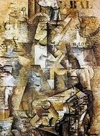 Georges Braque, Portugalczyk, 1911 /Encyklopedia Internautica
