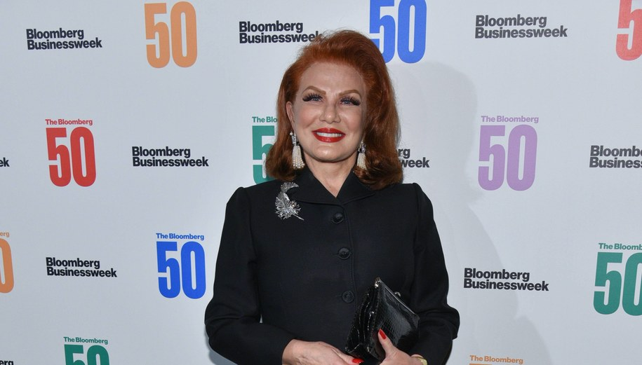 Georgette Mosbacher /Erik Pendzich / Alamy Stock Photo /PAP/EPA