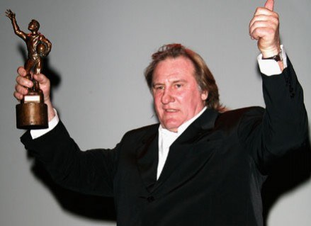 Gerard Depardie /Getty Images/Flash Press Media