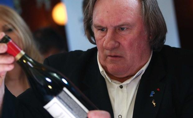 Gerard Depardieu na liście artystów stanowiących zagrożenie dla bezpieczeństwa Ukrainy
