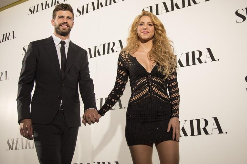 Gerard Pique i Shakira /ANADOLU AGENCY /Getty Images