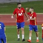 Gerard Pique wygwizdany i zwyzywany na treningu Hiszpanii