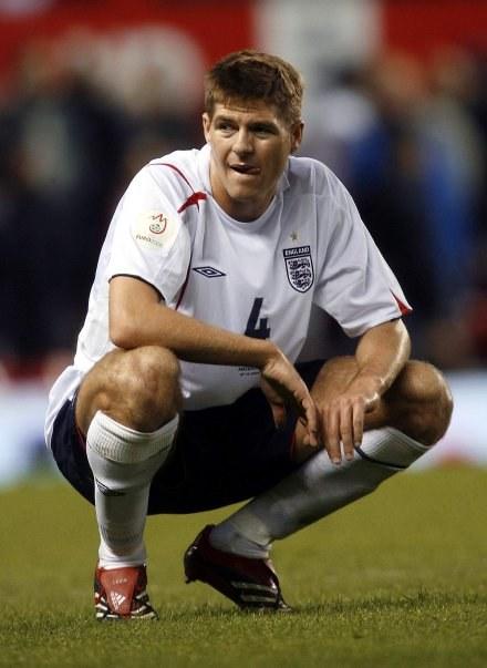 Gerrard jest zdziwiony remisem Anglii /AFP