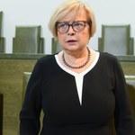Gersdorf o projekcie dot. zaległych wyroków TK: Niekonstytucyjny i wewnętrznie sprzeczny