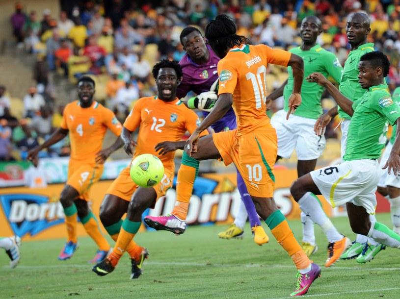 Gervinho wykorzystał błąd bramkarza Togo /AFP