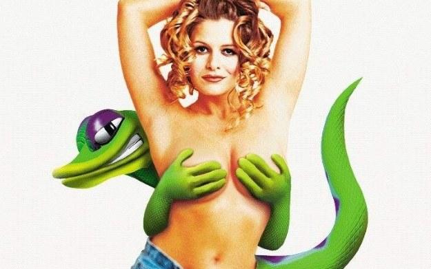 Gex 3: Deep Cover Gecko - fragment reklamy /materiały źródłowe
