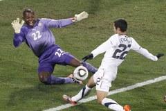 Ghana pokonała USA 2:1 w dogrywce