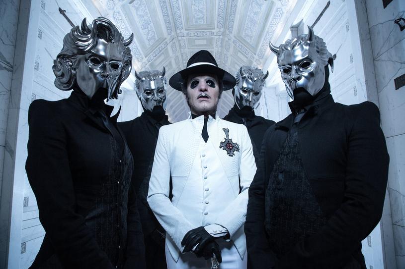 Ghost po zmianach /Oficjalna strona zespołu