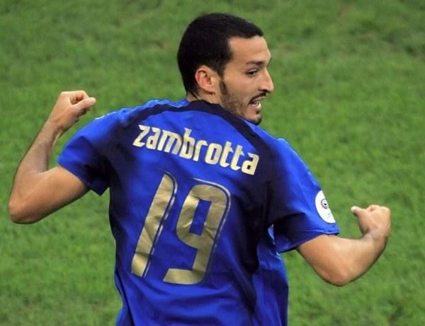 Gianluca Zambrotta nie musi martwić się o pracę... /AFP