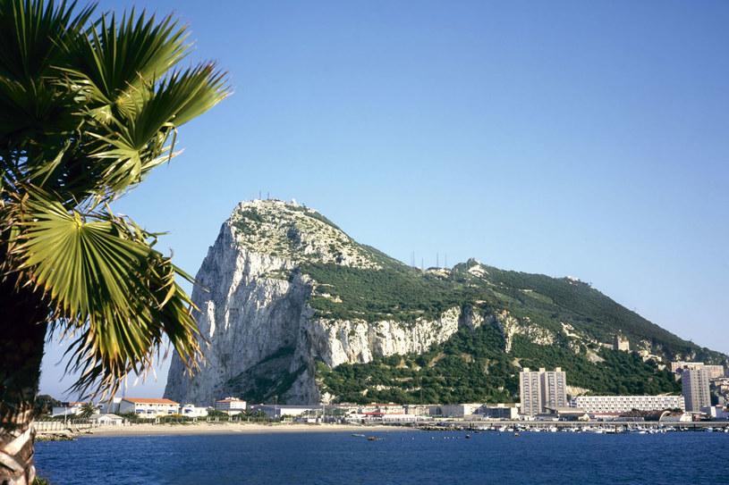 Gibraltar w słoneczny dzień /©123RF/PICSEL