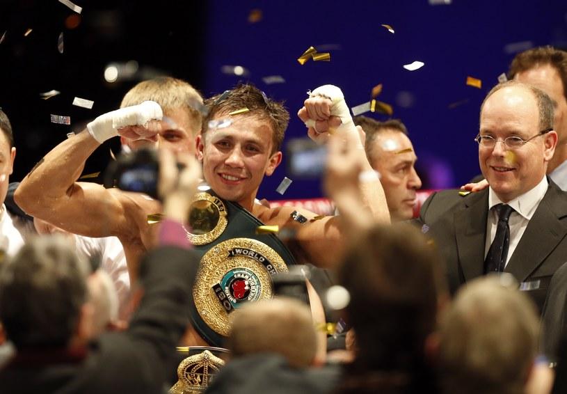 Giennadij Gołowkin /AFP