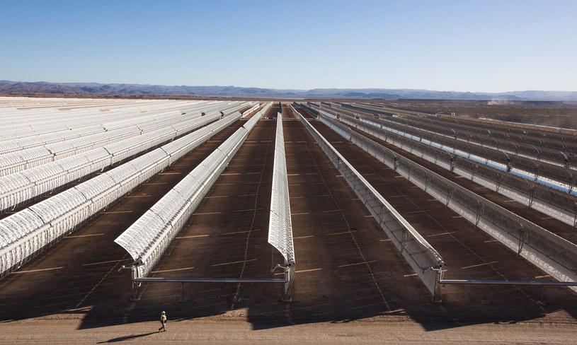 Gigantyczna farma słoneczna zasili połowę Maroko do 2020 r. /materiały prasowe