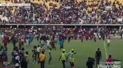 Gigantyczna zadyma po meczu rugby. Biło się kilkaset osób