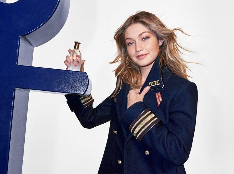 Gigi Hadid została twarzą całej kampanii Tommy'ego Hilfiger'a /materiały prasowe
