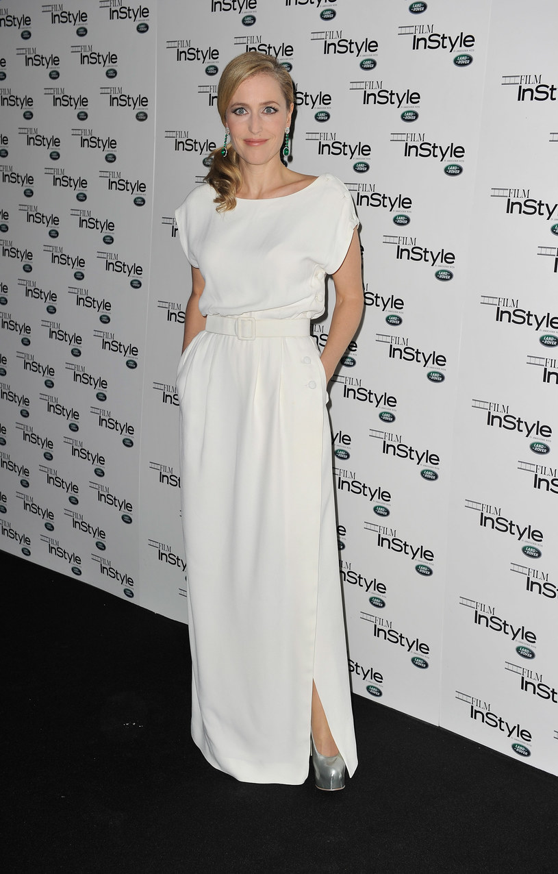 Gillian Anderson /Getty Images