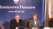 Gilowska o reformie finansów