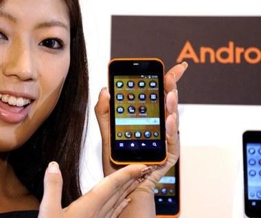 Gingerbread wciąż najpopularniejszą wersją Androida