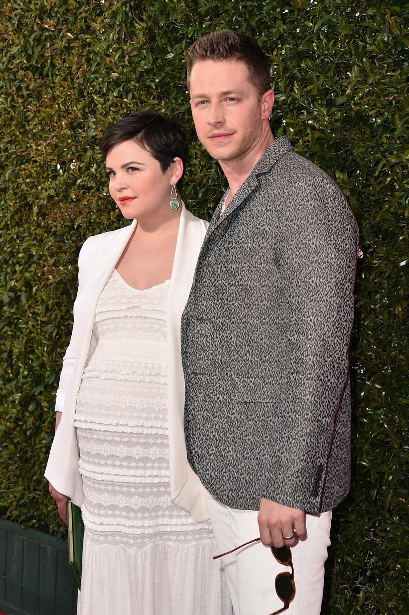 Ginnifer Goodwin z mężem /Getty Images