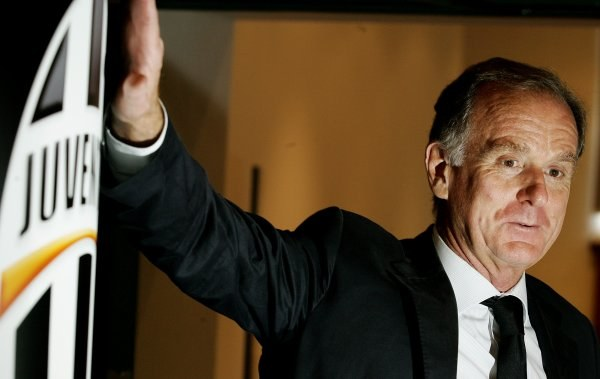 "Giovanni Cobolli Gigli, prezes ""Starej Damy"" /AFP"