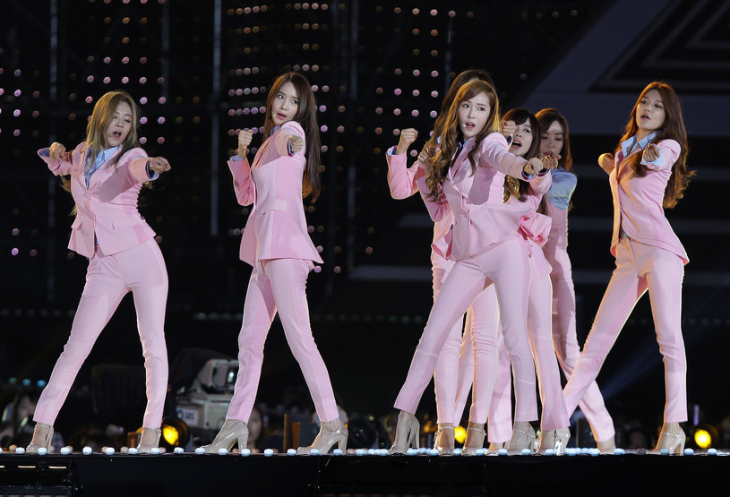 Girl's Generation /Getty Images