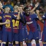 Girona FC - FC Barcelona 0-3. Fantastyczny gol piętą