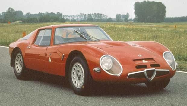Giulia TZ 2 z 1965 r. / kliknij /INTERIA.PL