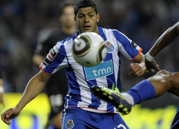 Givanildo Vieira de Souza czyli Hulk - as atutowy FC Porto /AFP