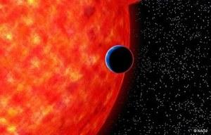GJ 3470b jest większa od Ziemi i ma błękitne niebo